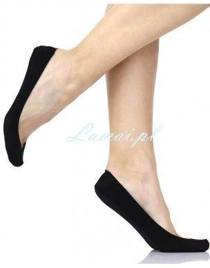 Fashion K24 MARILYN czarne stopki 2