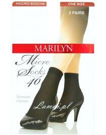 Micro Socks 40 skarpetki MARILYN  2 pary