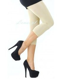 Legginsy MARILYN 247 short mikrofibra 3D