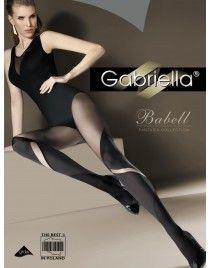 GABRIELLA Babel 360 Rajstopy we wzory oryginalne