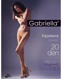 Hipsters 20 den GABRIELLA