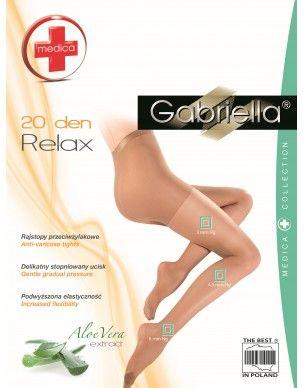 Relax 20 Gabriella Medica rajstopy 2