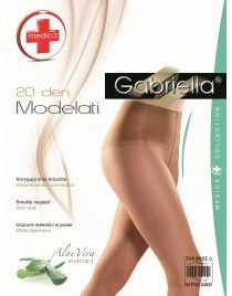 Modelati 20 den Gabriella rajstopy