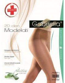Modelati 20 Gabriella Rajstopy modelujące 20 den