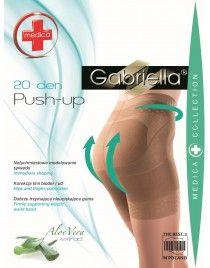 Push up 20 Gabriella Rajstopy wyszczuplające
