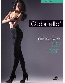 Microfibre 60 den GABRIELLA mikrofibra rajstopy