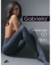 Melange 50 den GABRIELLA rajstopy