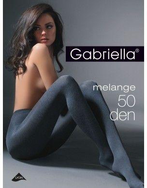 Melange 50 den GABRIELLA rajstopy 2