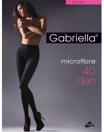 Microfibre 40 GABRIELLA Rajstopy mikrofibra den