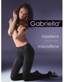 Exclusive Hipsters Mikrofibra GABRIELLA