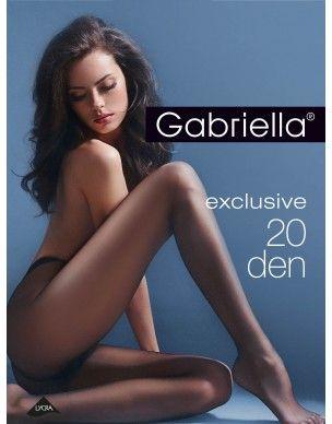 Exclusive 20 den GABRIELLA rajstopy 2