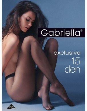 Exclusive 15 den GABRIELLA rajstopy 2