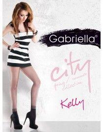 GABRIELLA Rajstopy jak skarpetki Kelly 796