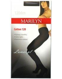 Cotton 120 den MARILYN rajstopy