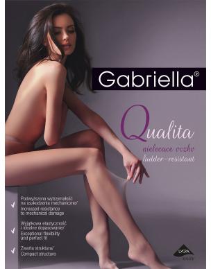 Qualita GABRIELLA o zwiększonej wytrzymałości rajstopy 2