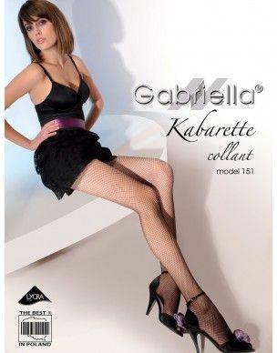 Kabarette Collant 151 Gabriella rajstopy 2