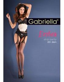 Strip panty Classic 15 den Gabriella