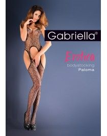 Paloma Bodystocking we wzory Gabriella