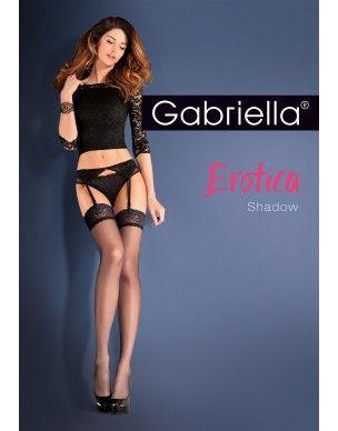 Shadow 15 den Gabriella pończochy + pas 2