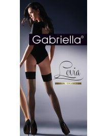 Lovia czarne Gabriella