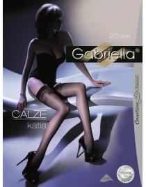 Calze Katia 20 den Pończochy do paska Gabriella