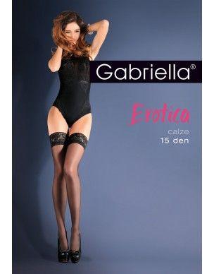 Calze classic 643 Gabriella pończochy 2