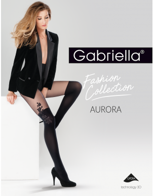 Aurora 370 GABRIELLA rajstopy 2