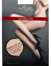 Make up 10 den LUX LINE MARILYN rajstopy