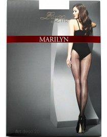 Art deco 20 den LUX LINE MARILYN Exclusive