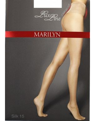Silk 15 den Rajstopy LUX LINE MARILYN rajstopy 2