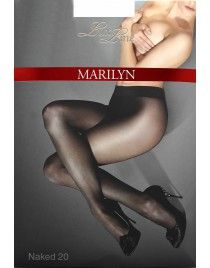 Naked 20 den LUX LINE MARILYN Exclusive rajstopy