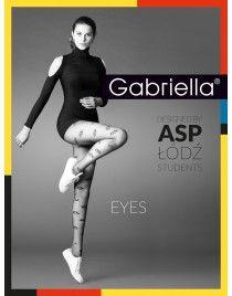 Eyes - oczy GABRIELLA rajstopy