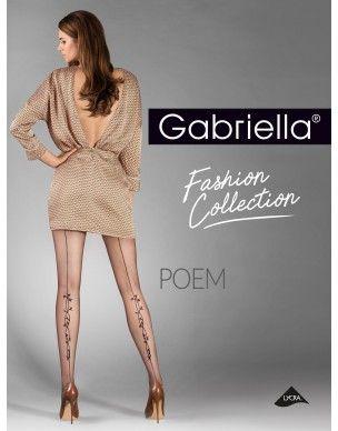 Poem GABRIELLA rajstopy 2