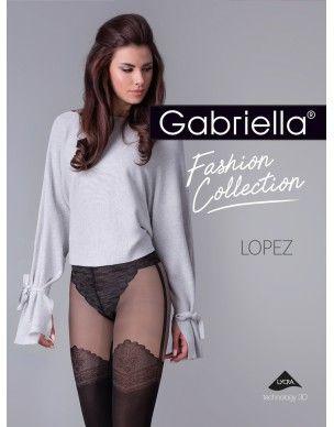 Lopez 410 GABRIELLA rajstopy 2