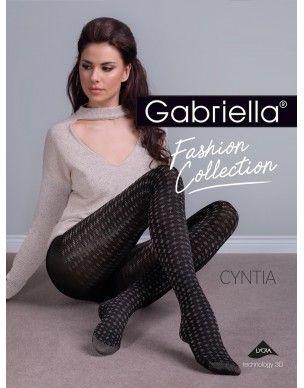 Cyntia 407 GABRIELLA rajstopy 2