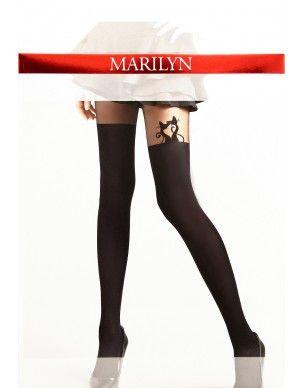 Zazu L11 Marilyn kotki rajstopy 2