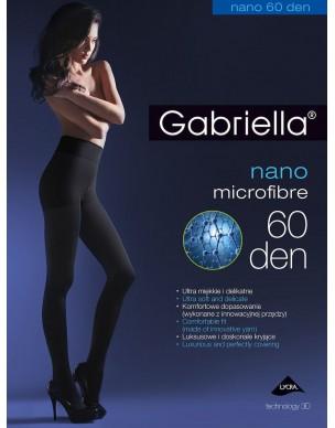 Nano Microfibre 60 den Rajstopy GABRIELLA 2
