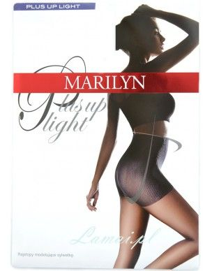 Plus Up Light 20 den MARILYN rajstopy 2
