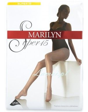 Super 15 den MARILYN rajstopy 2