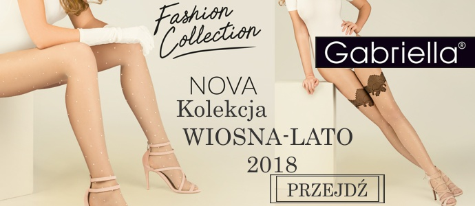 Gabriella Kolekcja wiosna-lato 2018