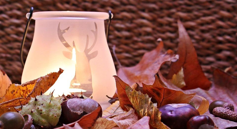 Jesień - latarenka